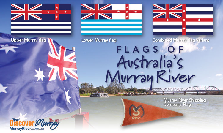 Flags of the Murray River
