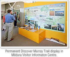 Discover Murray Trail in Mildura