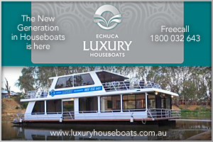 Echuca Luxury Houseboats