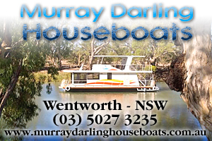 Murray Darling Houseboats