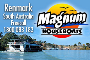 Magnum Houseboats