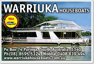 Warriuka Houseboats