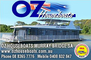 Oz Houseboats logo