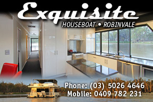 Exquisite Houseboat