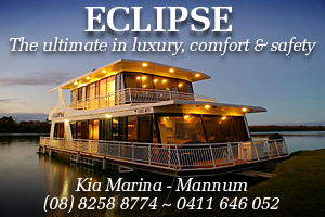 Eclipse Houseboat