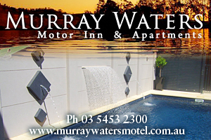 Murray Waters Motor Inn & Apartments logo