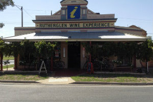 Rutherglen Wine Experience & Visitor Information Centre logo