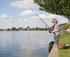 Fishing in Lake Mulwala