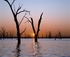 Sunset at Lake Mulwala