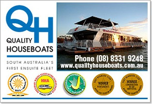 Quality Houseboats Morgan