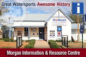 Morgan Information & Resource Centre logo