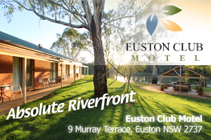Euston Club Motel logo