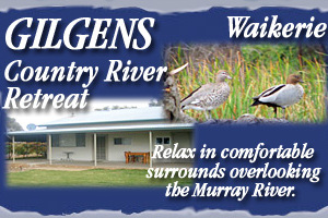 Gilgens Country River Retreat