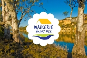 Waikerie Holiday Park logo