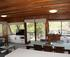 """The Murray Dream"" kitchen/dining/living area"