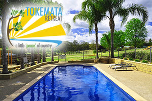 Tokemata Retreat logo