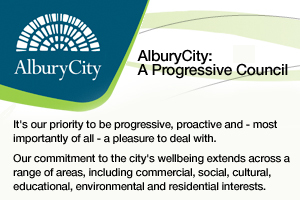 Albury City Council logo