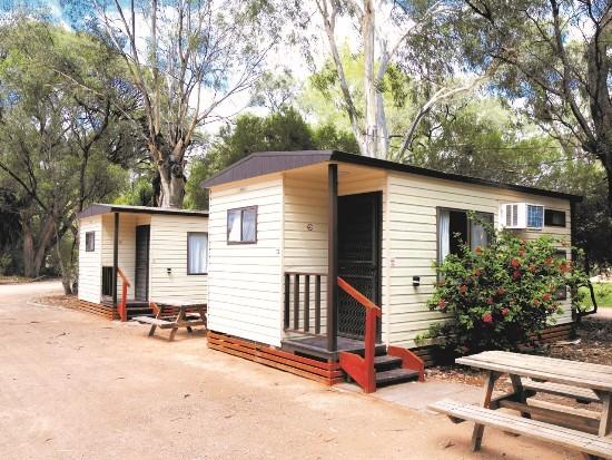Renmark Caravan Parks & Camping