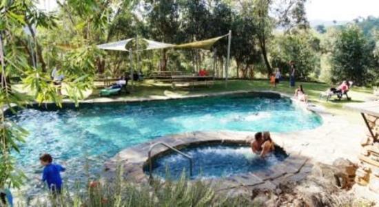 Upper Murray Resort Accommodation Information