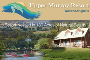 Upper Murray Resort logo