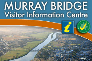 Murray Bridge Visitor Information Centre logo