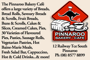 Pinnaroo Bakery Cafe