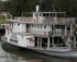 Cruise in Flotilla with other paddlesteamers and a fleet of smaller vessels