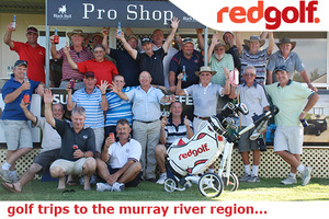 Redgolf Tours