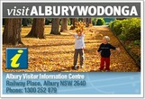 Albury Visitor Information Centre