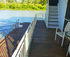 Southern Sun Houseboat rear deck