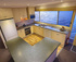 Southern Sun Houseboat kitchen