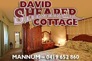 David Shearer Cottage