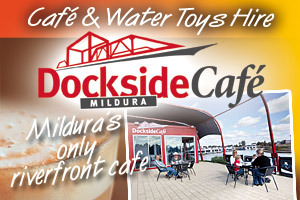 Mildura Dockside Cafe