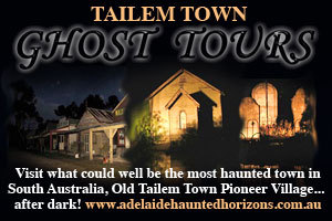 Tailem Town Ghost Tours - Adelaide's Haunted Horizons