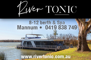 River Tonic Houseboat
