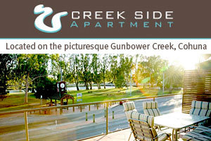 Creek Side Apartments Cohuna