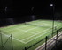 Tennis by night