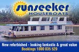 Houseboat Available over Easter