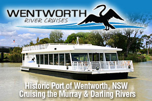 Wentworth River Cruises logo