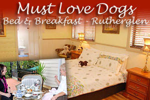 Must Love Dogs B&B