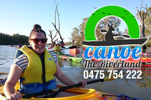 Riverland Canoe Tours