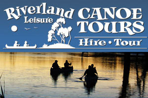 Riverland Leisure Canoe Tours