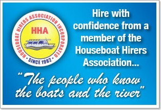 Houseboat Hirers Association South Australia