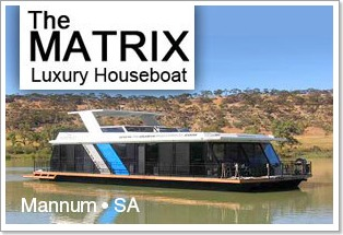 The Matrix Houseboat