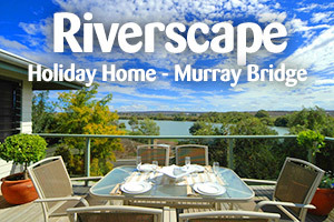 Riverscape Holiday Home logo