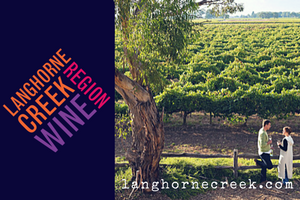 Langhorne Creek Wine Region logo