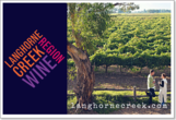 Langhorne Creek Wine Region