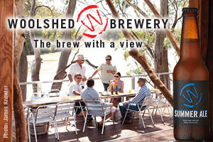 Wilkadene Woolshed Brewery