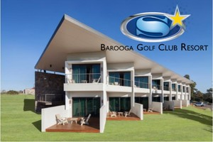 Sporties Barooga Golf Club Resort logo