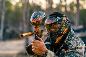 Echuca Paintball
